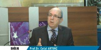 Uşak Üniversitesi Diş Hekimliği Fakültesi Dekanı Prof. Dr. Celal Artunç