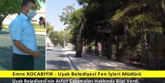 Uşak Belediyesi - Fen İşleri Müdürlüğü