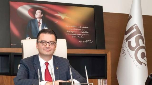 UTSO Yönetim Kurulu Başkanı Suat Selim KANDEMİR Kimdir