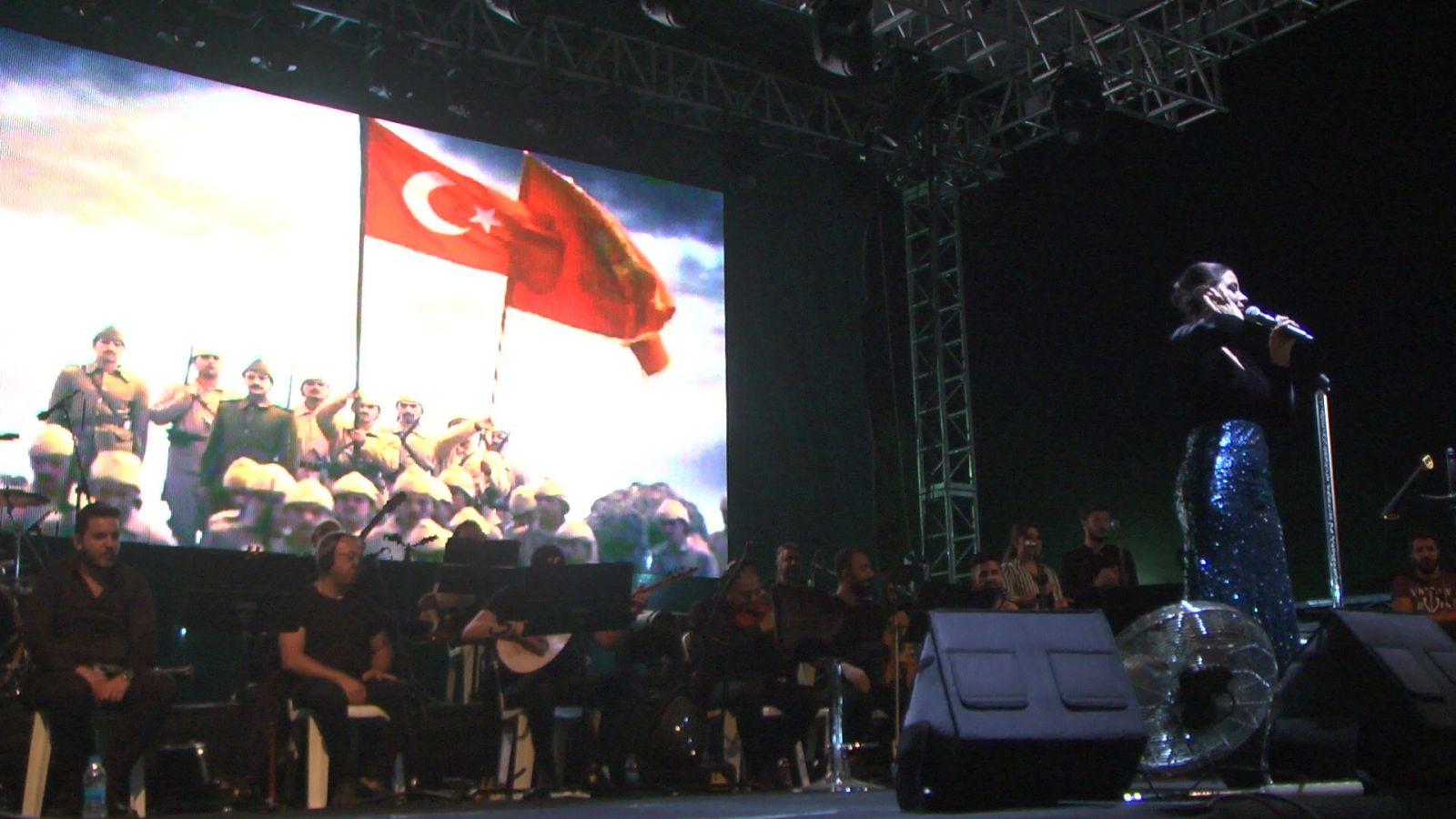 Simav Ticaret ve Turizm Panayırı Halk Konseri