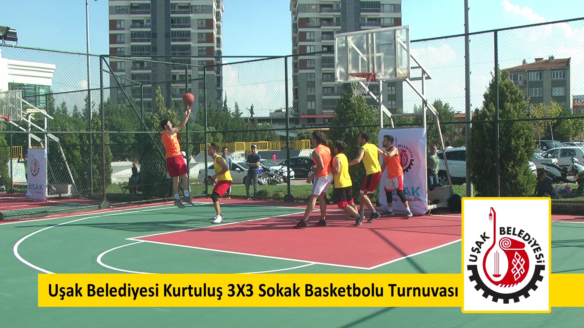 Uşak Belediyesi - Basketbol Turnuvası