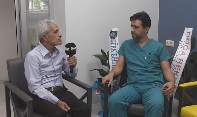Diş Hekimi Mustafa Hüsnü Erbil,'sağlık ağızdan başlar'